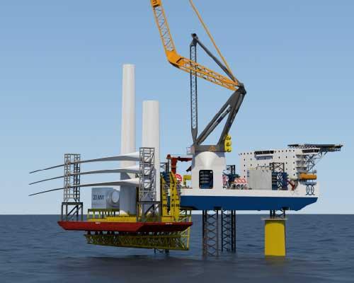 Friede & Goldman, Ltd. - BargeRack